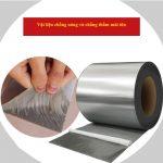 Vật liệu băng keo chống nóng, chống thấm mái tôn