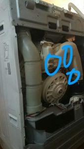 Cách xử lý lỗi H97 máy giặt nội địa nhật Panasonic, National