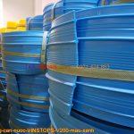 Giá Băng cản nước VINSTOPS V200 màu xanh